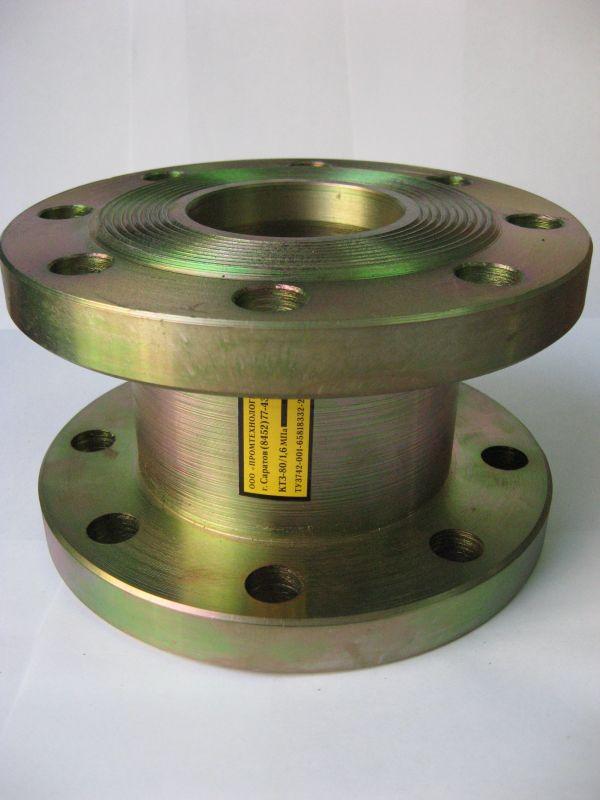 Клапан КТЗ-001-100 Ф