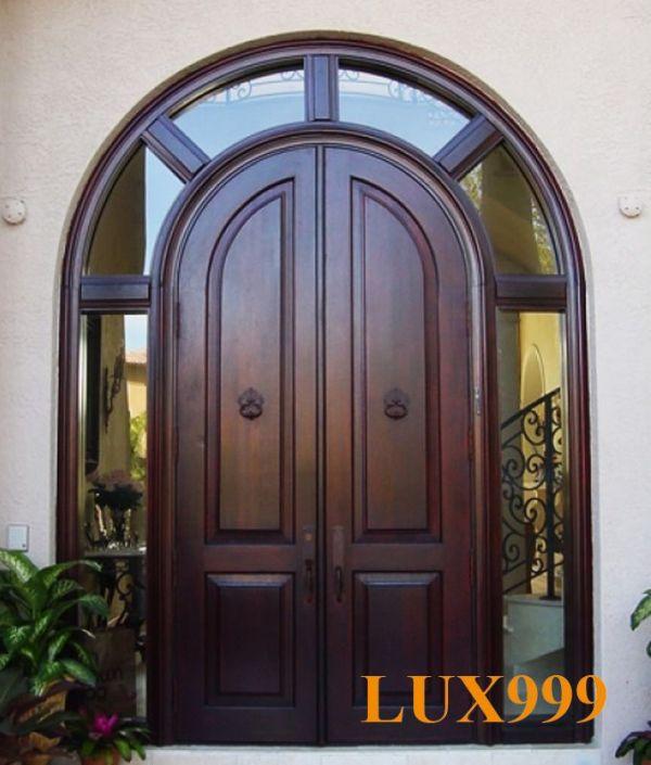 двери входные арочни