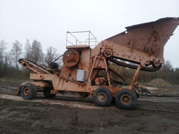 Дробилка смд 116 в Тамбов работа конусной дробилки в Стрежевой