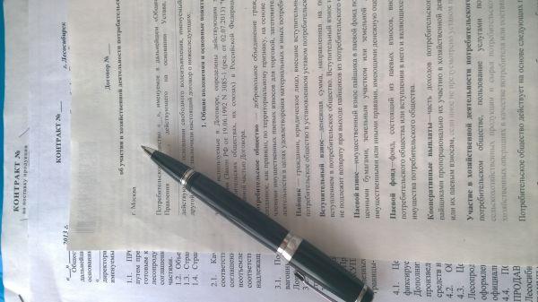 юридические заключения и консультации