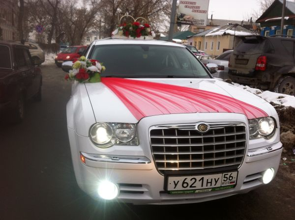 Аренда машин в самаре на свадьбу