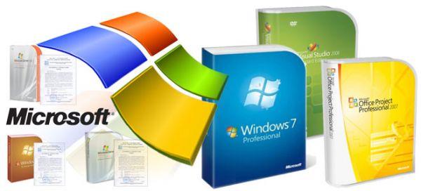 Microsoft software recovery uk map