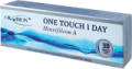 Контактные линзы OKVision ® One Touch 1 Day