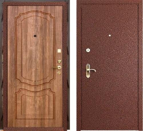 железные двери и цены