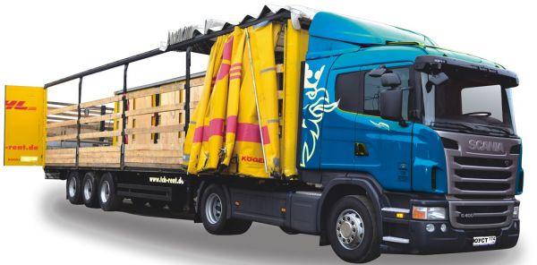 тенты для грузовых машин из пвх
