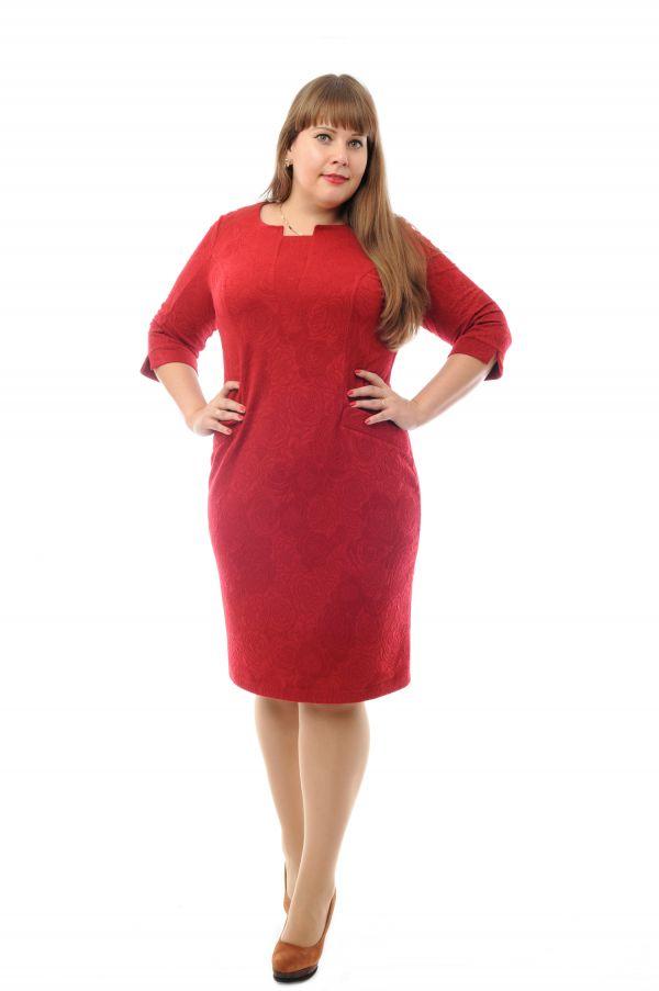 платья большие размеры недорого москва