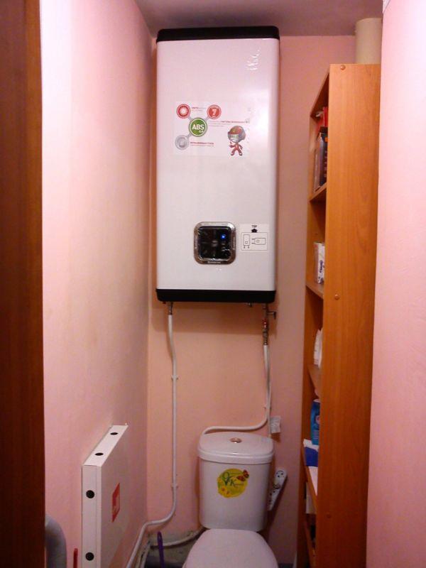 где устанавливают водонагреватель фото примеряет этот образ