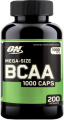 Optimum Nutrition BCAA 1000 Caps, 200 Capsules