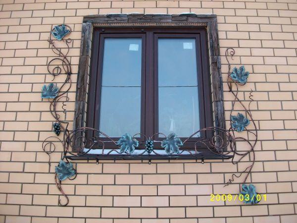 Французкие балкончики. - для оформления фасада и выращивания.