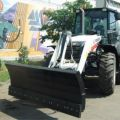Snow blade for excavator loader for JCB, Hyundai, Terex, New Holland, Caterpillar, Komatsu, Volvo