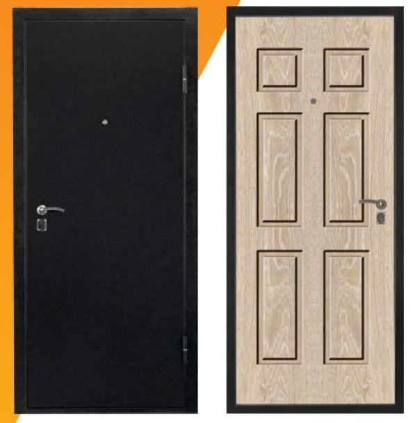 двери металлические шумопоглощающие
