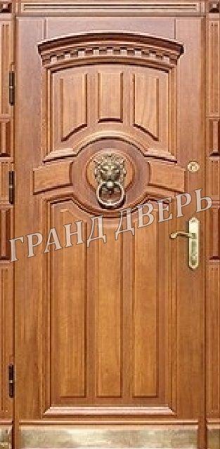 входные двери из массива дерева цена