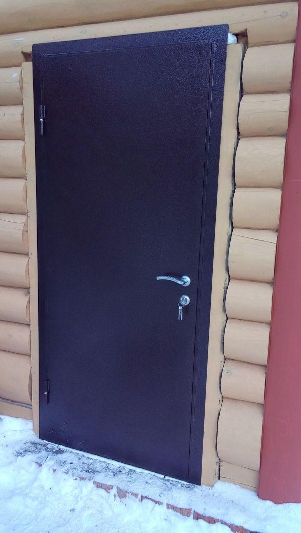 двери входные металлические порошковые недорого москва