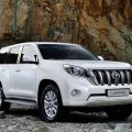 Toyota Land Cruiser Prado , внедорожник