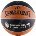 Мяч баскетбольный Spalding TF 1000 Legacy Euroleague Offical Ball